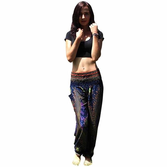 e4275408dc3d BeautyTop Donna Uomo Yoga Pantaloni Pants Harem tailandese Sportivi  leggings Sport Running yoga Pantaloni da atletica