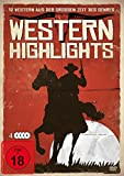 Western Highlights [4 DVDs] 12 Western-Klassiker auf 4 DVDs