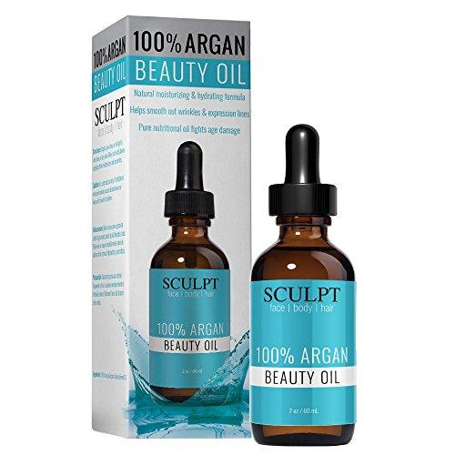 Sculpt Face Argan Beauty Oil - 2 oz