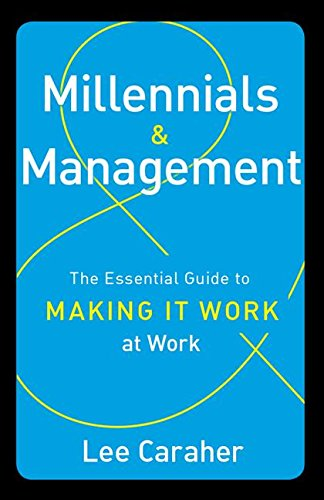 Millennials Management Essential Guide Making product image