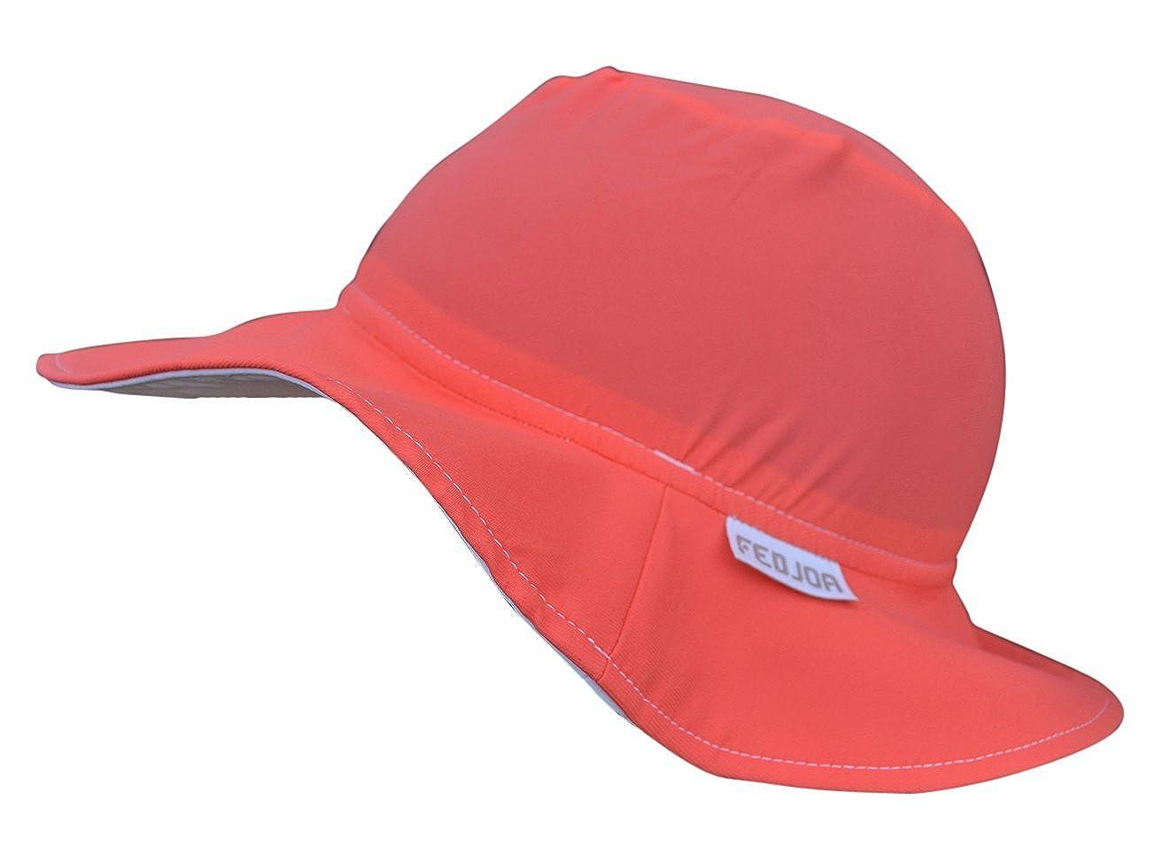 FEDJOA Chapeau Anti-UV – Bébé – Fille - Lolly