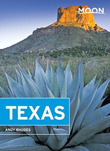 Moon Texas Handbooks Andy Rhodes ebook product image