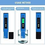 Digital PH Meter, 0.01 PH High Accuracy Water