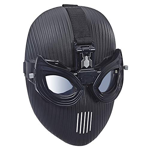 (Spider-Man Marvel Far from Home Stealth Suit Mask for Roleplay - Super Hero Mask)