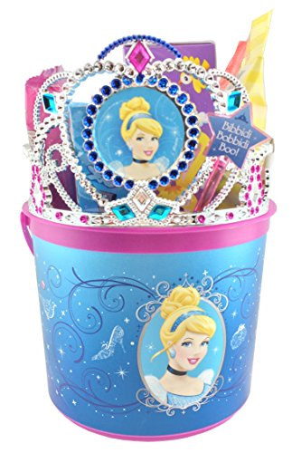 Shine Bangle Watches (Disney Princess Cinderella Easter Basket Filled With Candy and Toys Perfect for Girls or Boys)