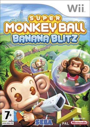 Banana Blitz Wii (Super Monkey Ball Banana Blitz)