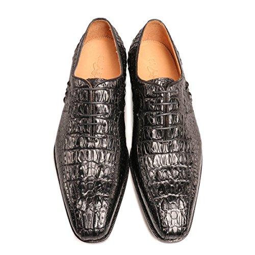Zpfme Da Uomo Di Lusso Oxford Scarpe Business Classico Formale Stringate Scarpe Stringate Per Uomo Scarpe Da Ufficio In Pelle Di Lusso Nero
