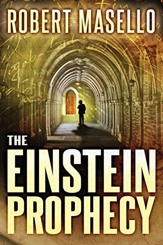 The Einstein Prophecy by Robert Masello cover