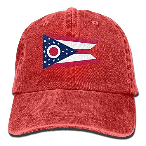 Collman Unisex Adult Hat Philippine Star Emblem Washed Denim d Baseball Cap ()