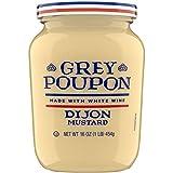 Grey Poupon Dijon Mustard, 16 ounce Jar