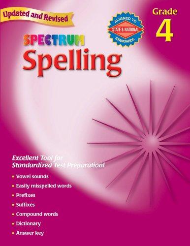 Spectrum Spelling, Grade 4]()