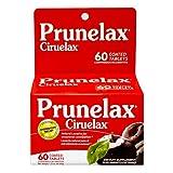 Prunelax Ciruelax Natural Laxative Regular Tablets, 60 Count
