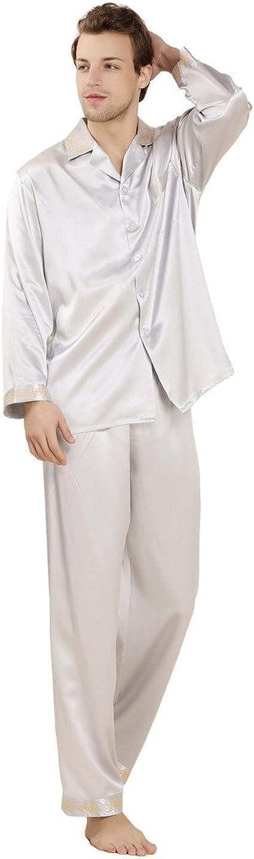 Long Mulberry Silk Pajamas for Women | Silk pajamas women