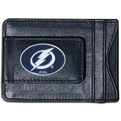 Siskiyou NHL Genuine Leather Cash and Cardholder