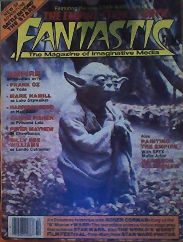 Featuring the New Star Wars Sequel: The Empire Strikes Back - Interviews with Frank Oz, Mark Hamill, Harrison Ford, Carrie Fisher, Peter Mayhew, Billy Dee Williams / New SF Adventure: Battle Beyond the Stars / Roger Corman: King of the