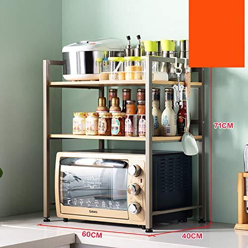 Shelf Estantes de Cocina, estantes para microondas, Rejillas ...