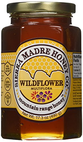 Multiflora Honey (Wildflower