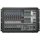 Behringer Europower PMP1680S | 1600W 10-Channel Powered Mixer Dual Multi FX Processor FBQ