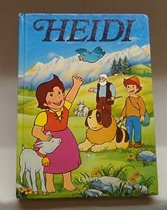 Hardcover HEIDI [Italian] Book