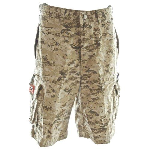 Pocket Cargo Shorts Desert Camo - 5