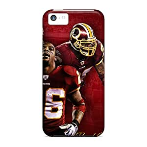 Iphone 5c Cases Covers Skin : Premium High Quality Washington Redskins Cases