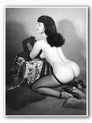 Not bettie page nude outdoors