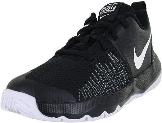 Team Hustle Quick (PS) Basketball Shoe