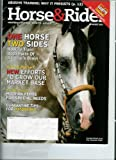 img - for Horse & Rider Western Training | How-To | Advice August 2011 (Cover) Quarter Horse mare Ima Diamond Loper book / textbook / text book