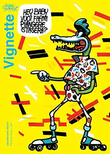 Vignette (Coconino cult) por Andrea Pazienza