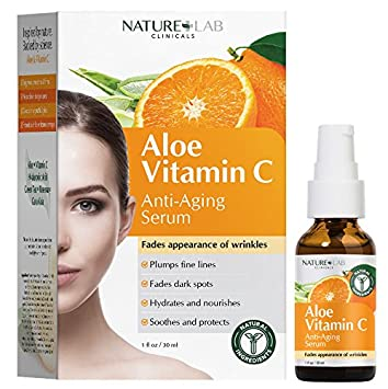 Nature Lab Clinicals Vitamin C Anti-Aging Serum 1oz / 30ml