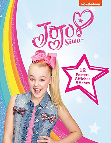 Trends International Jojo Siwa Poster Book, 8.5