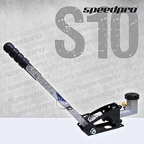 Profesional freno de mano hidráulico con freno de estacionamiento a la deriva/Rally/Carrera - Speedpro S10: Amazon.es: Coche y moto