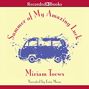 Summer of My Amazing Luck Audiobook