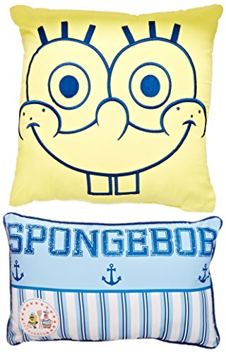 (Nickelodeon SpongeBob Decorative Pillow)