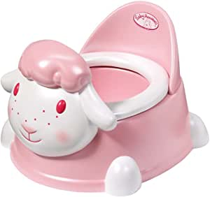 Baby Annabell Potty Time Doll, Pots & Pans - Amazon Canada