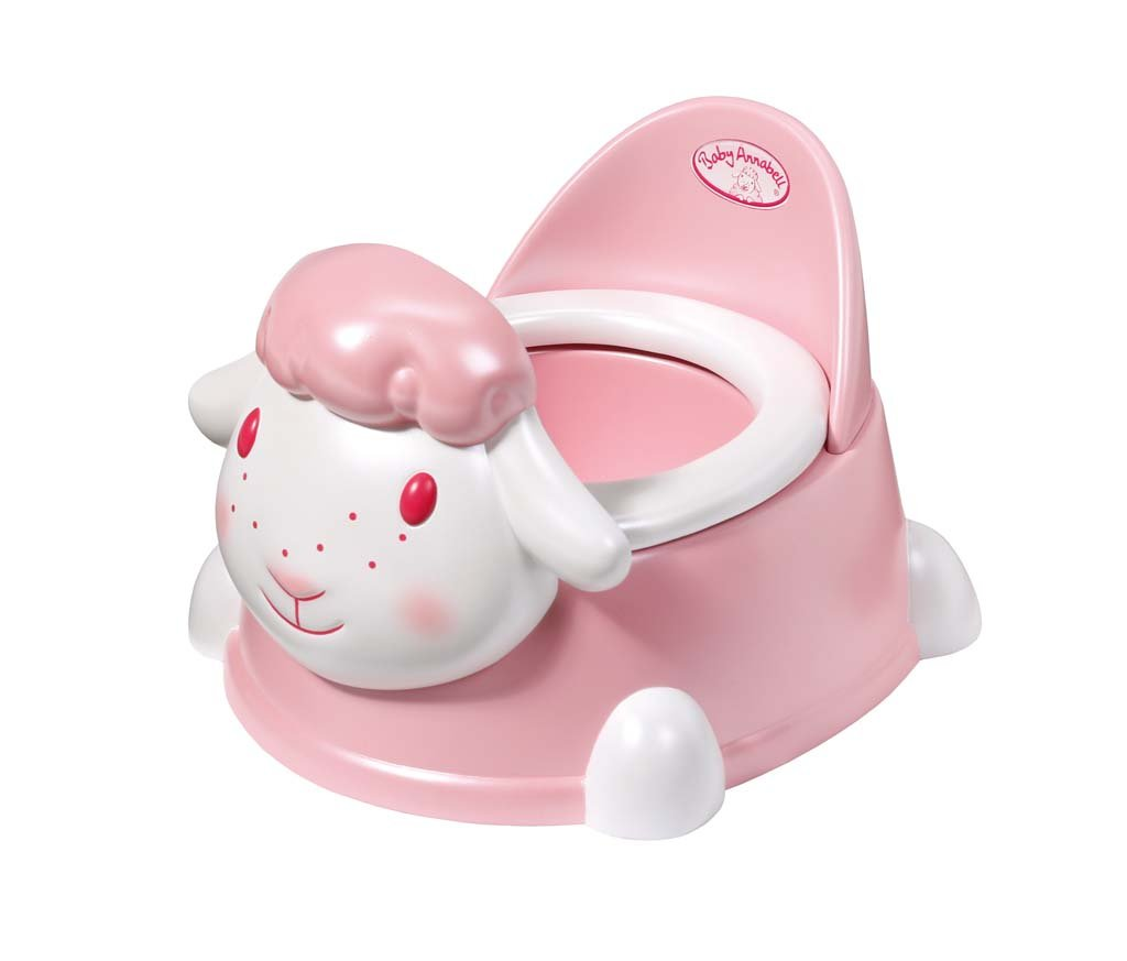 Baby Annabell Potty Time Doll