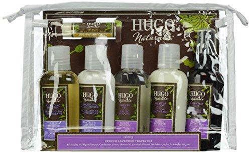 Hugo Naturals Travel Pack, French Lavender