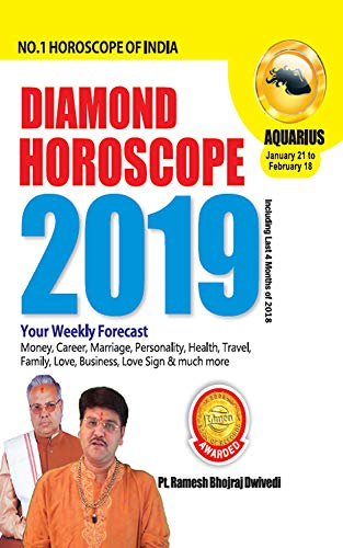 DIAMOND HOROSCOPE AQUARIUS 2019