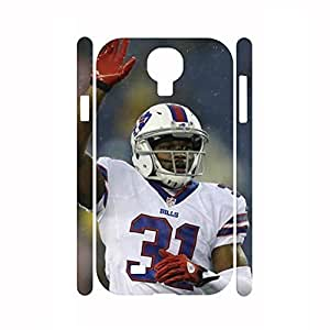 Customized Football Series Sports Player Photo Skin Accessories Phone Cover Skin for Samsung Galaxy S4 I9500 Case