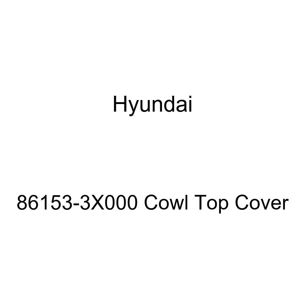 Genuine Hyundai 86153-3X000 Cowl Top Cover