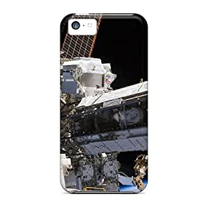 Iphone 5c Case Bumper Tpu Skin Cover For Outer Space Station Iss Nasa Accessories