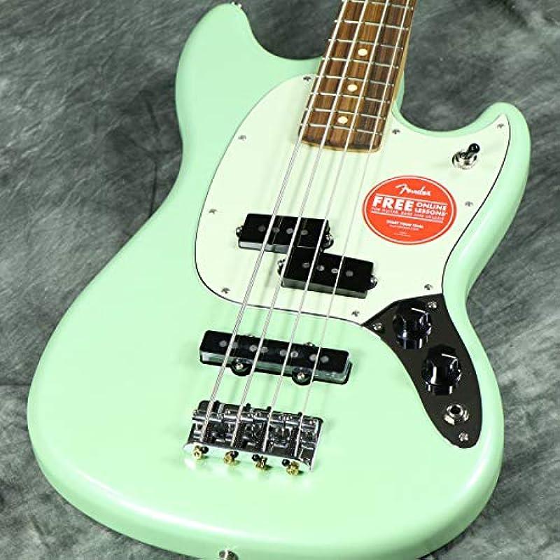 Fender / Limited Mustang Bass PJ Pau Ferro Fingerboard Surf Pearl