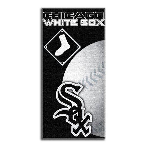 - MLB Chicago White Sox Emblem Beach Towel