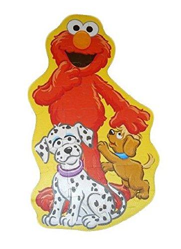 Sesame Street Elmo Floor Puzzle
