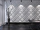 Art3d Decorative 3D Wall Panels Textured 3D Wall
