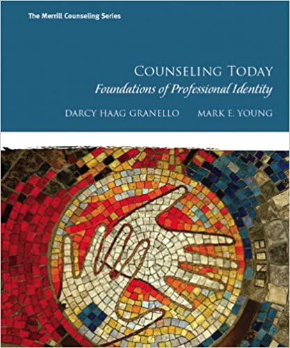 Amazon counseling today foundations of professional identity counseling today foundations of professional identity 1st edition fandeluxe Images