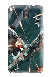 Special Design Back Battlestations Midway Phone Case Cover For Galaxy Note 3