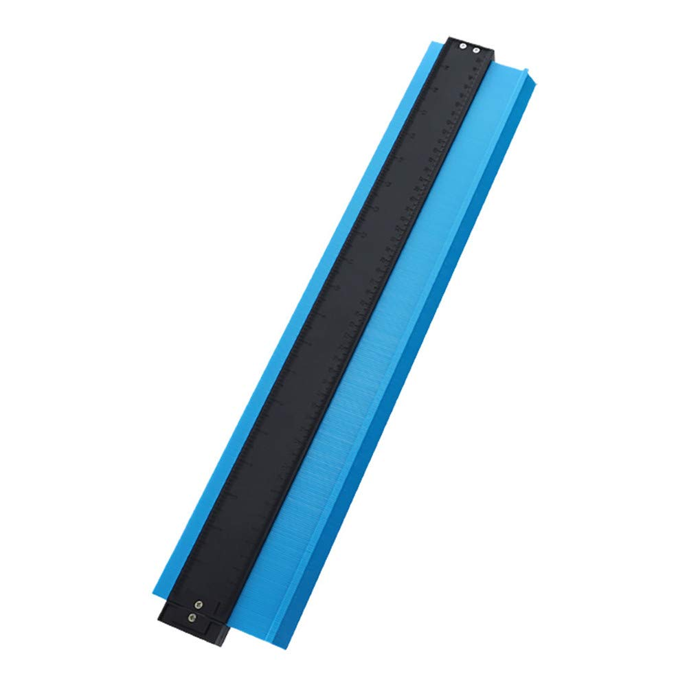 ❤️Byedog❤20 Inch ABS Plastic Contour Copy Duplicator Circular Frame Profile Gauge Tool by Byedog_❤️Furnitures