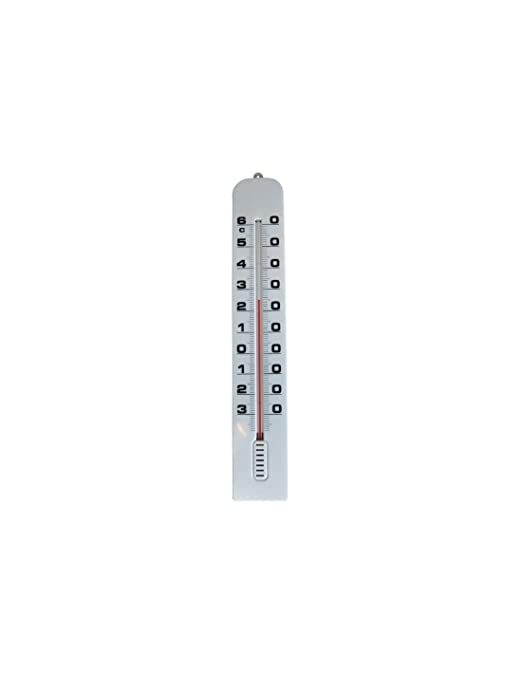 JAG DIFFUSION termómetro Stil Blanco 10 x 11 x 12 cm 498055 ...
