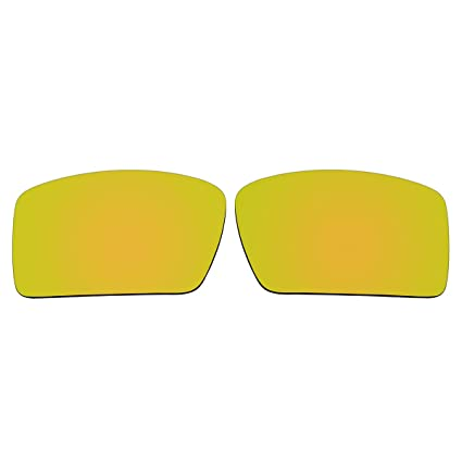 fdc7083ab6 Amazon.com  ACOMPATIBLE Replacement Lenses for Oakley Eyepatch 2 Sunglasses  OO9136 (Gold - Polarized)  Home Improvement